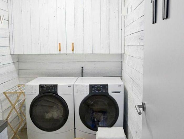 les 25 meilleures id es de la cat gorie buanderie sous sol sur pinterest espaces pour. Black Bedroom Furniture Sets. Home Design Ideas