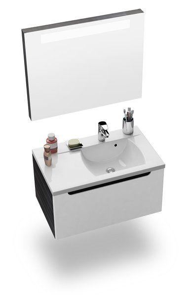 SD Classic 800 szekrény mosdó alá - RAVAK Hungary Kft.