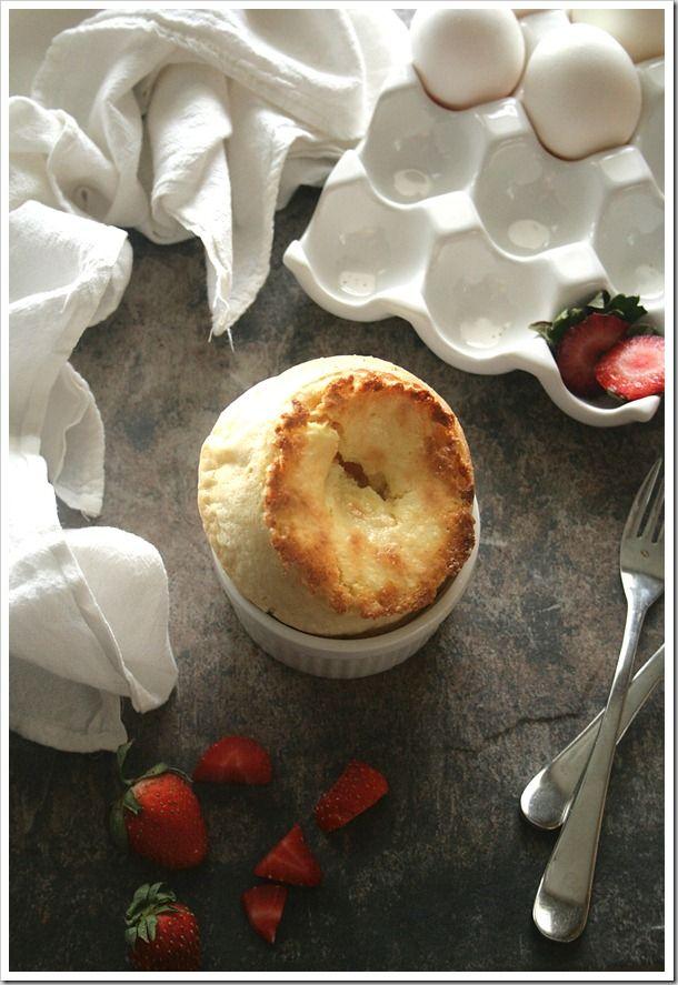 Creamy Cheesecake Popovers #breakfast #popovers #cheesecake