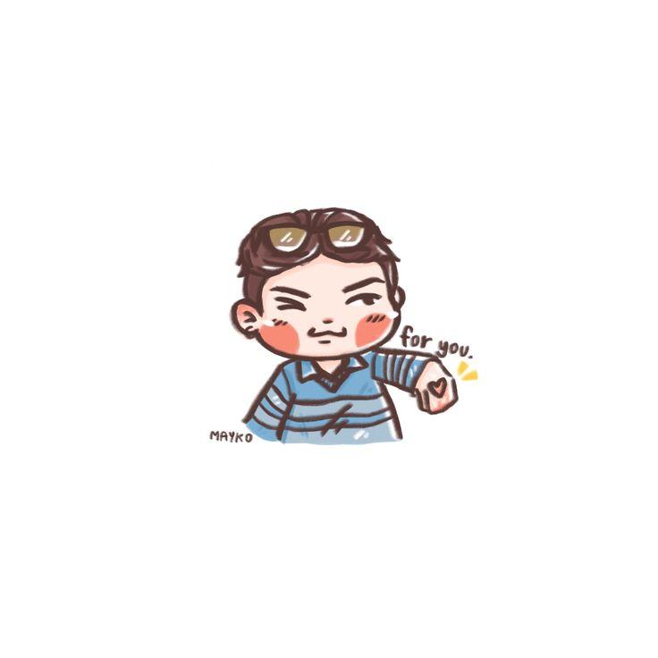 [FA] for you... ❤️ #seunghoon #HOONY #WINNER #fanart #winnerfanart #procreate #mayko