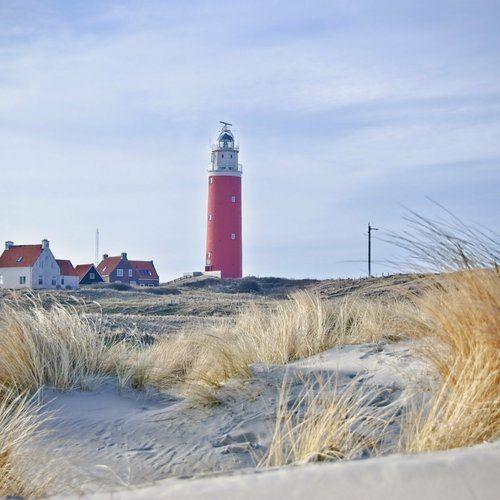 Zet voet aan wal op Texel en laat je verwelkomen door het kilometerslange…