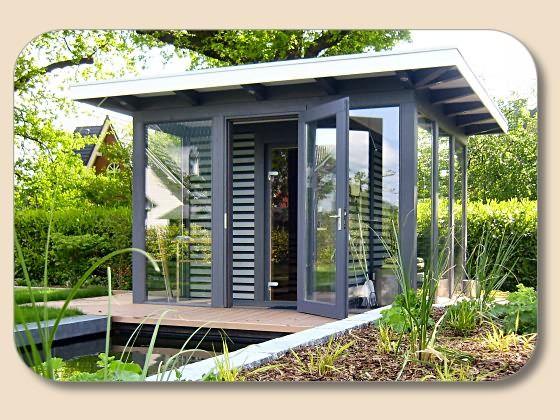 80 best Eine Sauna für den Garten images on Pinterest