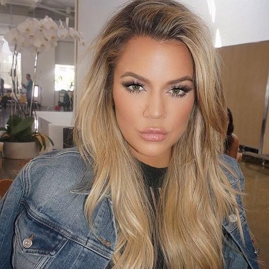 Armenian folks seem to have the best eyebrows in the game. Or at least the Kardashians do. With Khloe Kardashian's journey into lighter and lighter hair, her brows are getting a lift, too. We love the colour, shape and fullness. #EyeBrowGoals #FallBeauty #KhloeKardashian #CelebrityStyle