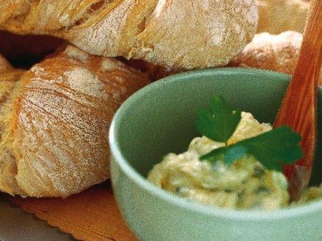 Vridna baguetter Receptbild - Allt om Mat