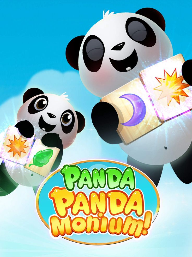 PandaPandamonium is a Mahjong inspired puzzle game with a