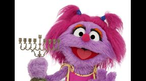 Learn About Hanukkah Traditions with Shalom Sesame