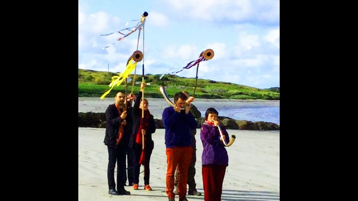 Wild Atlantic Way Ancient Music of Ireland Procession of Celtic and Bron...