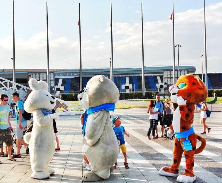 🐰🐻🐯  #streets_vision5k  #stayandwander  #magnumphotos  #mobilemag  #sochi  #olympicpark…»
