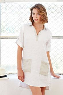 Ping Pong Patch Pocket Tunic