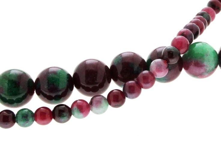Αχάτης (Agate) matrix σε χρώμα πράσινο-ρουμπινί και σχήμα σφαιρικό - Αχάτης (Agate) matrix σε χρώμα πράσινο-ρουμπινί και σχήμα σφαιρικό - Αχάτης - Ημιπολύτιμοι λίθοι - Πέτρες