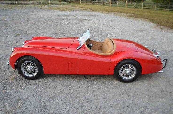 1952 Jaguar XK-120 for sale #1877444 - Hemmings Motor News