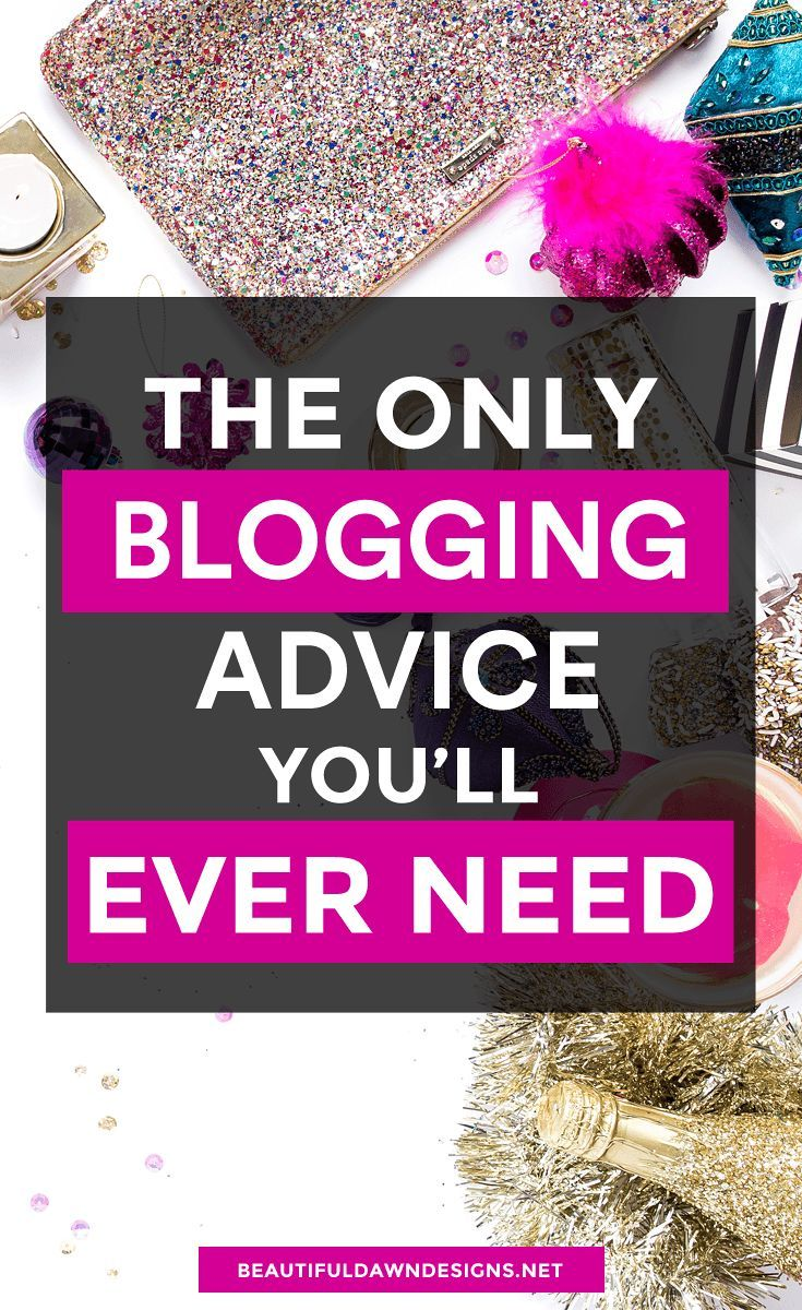 Sharing the best blogging tips. This is the only blogging advice you'll ever need. #bloggingtips via @tiffany_griffin