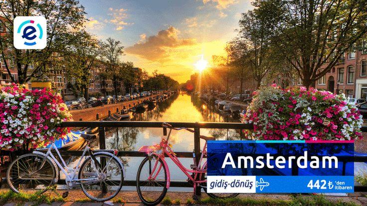 #Amsterdam #Hollanda