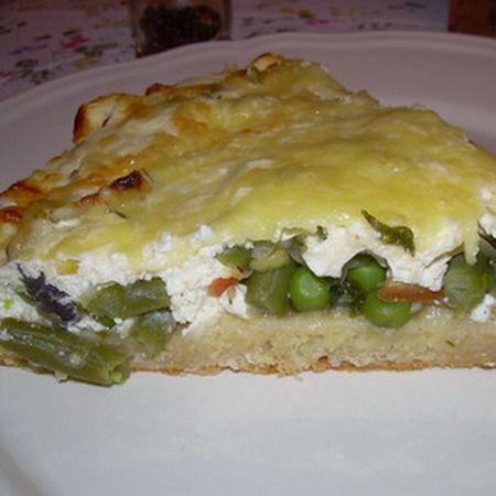 Egy finom Zöldséges torta ebédre vagy vacsorára? Zöldséges torta Receptek a Mindmegette.hu Recept gyűjteményében!