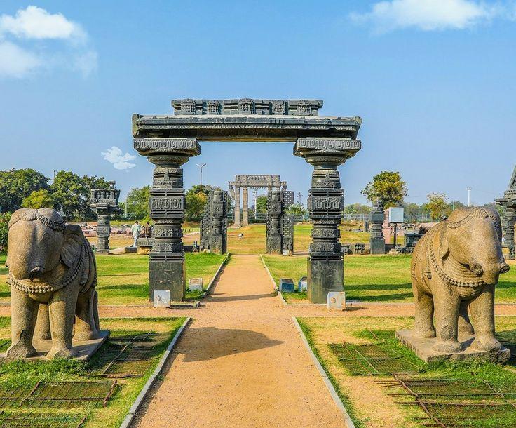 The city of Warangal in Telangana boasts the legacy of the 800-year old Kakatiya dynasty.