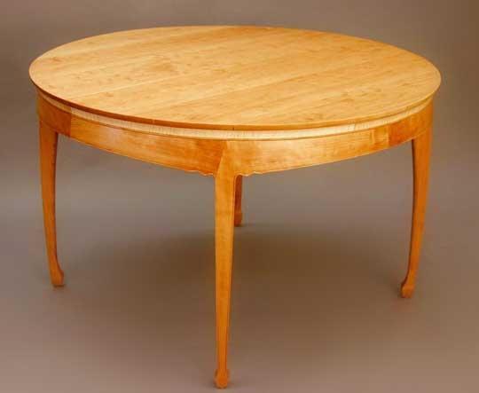 Table by David Rasmussen Design