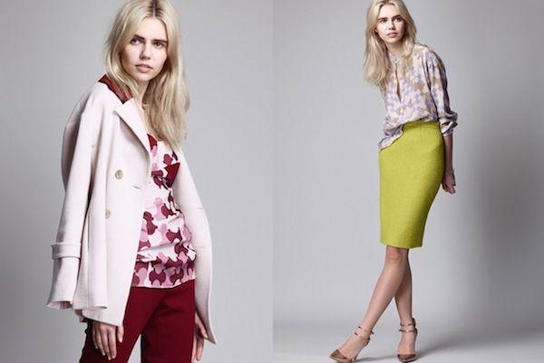 L'estate non finirà presto. Questa è l'idea che ci trasmette la collezione autunno inverno 2014-2015 di Marianna Cimini. Un mix di colori sgargianti e tessuti a contrasto.