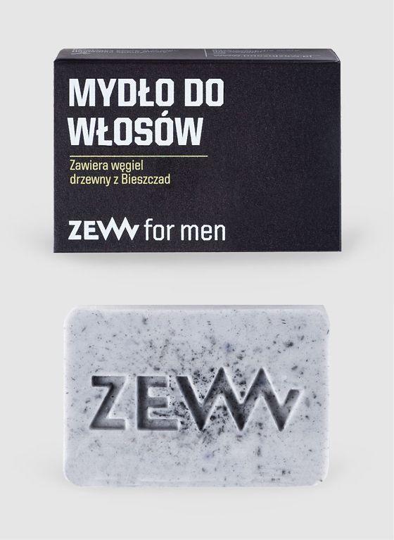 Mydło do włosów ZEW for men