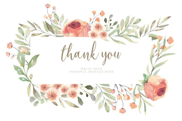 Download Floral Card With For Free In 2020 Floral Watercolor