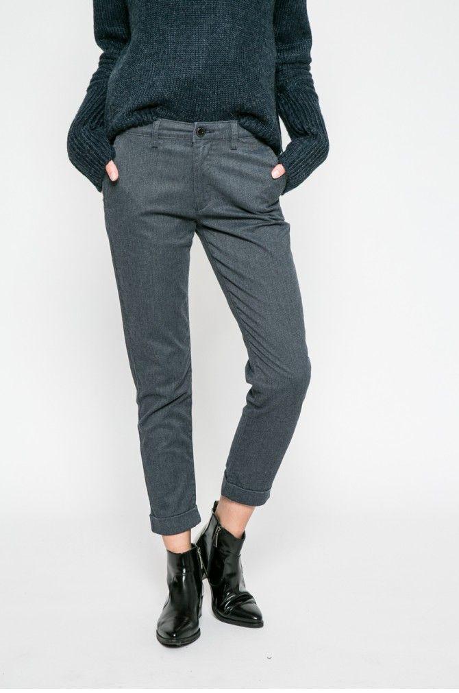 Spodnie i legginsy Casual (na co dzień)  - Lee - Spodnie