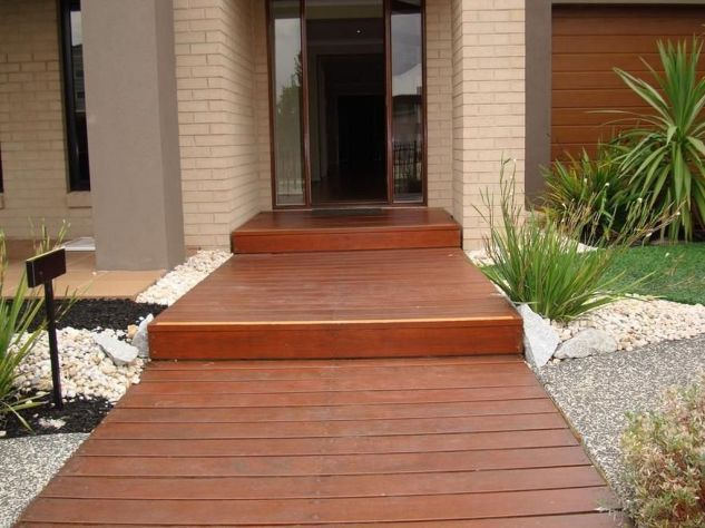 Wooden Walkways 4 Modern Landscape Design Wooden Walkways Modern Landscaping