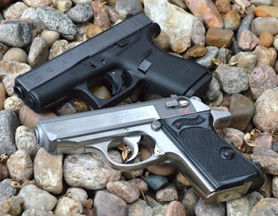 The Walther PPK made the .380 ACP Cool, but the G42 Made it Practical
