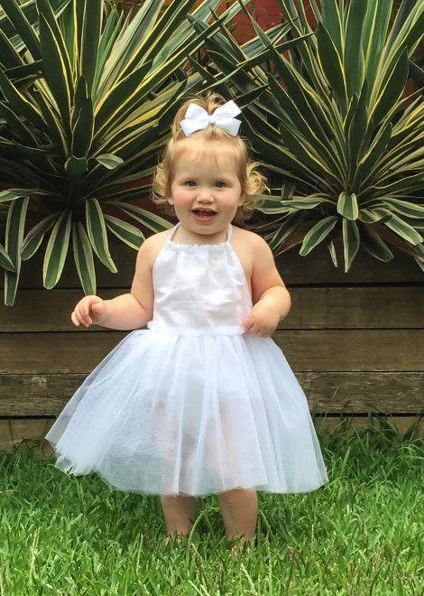 Carrie Tutu Dress from Madeline's Pocket