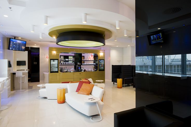 MasterCard Airport Lounge