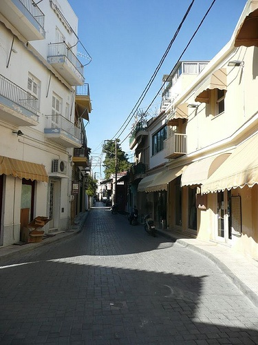 Aegina, Greece...think we saw this....