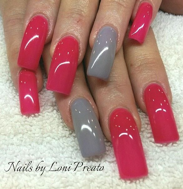 The 25 best nail salon las vegas ideas on pinterest modern nail acrylic nails by loni dalonnies hair nail salon in las vegas prinsesfo Image collections
