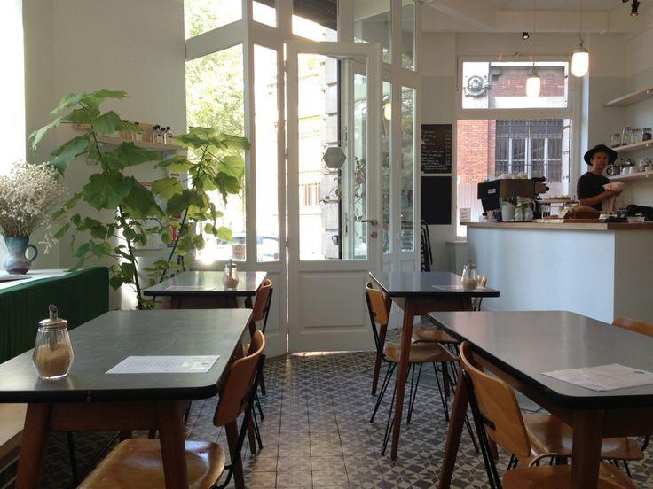 The Broken Arm Concept store, restaurant, salon de thé