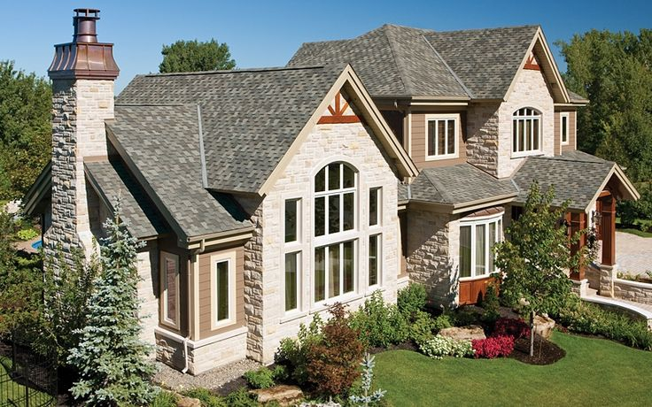Best Cambridge Dual Gray Roofing By Iko With Images 400 x 300