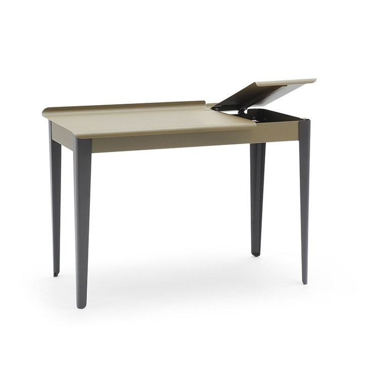 Bureau Clapet de la Tolix, o masă de birou pentru acasă – Intro
