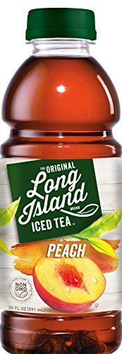 Peach - Long Island Iced Tea - 12 Pack 20oz -- Read more details by clicking on the image.