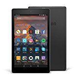 Das neue Fire HD 8-Tablet, 20,3 cm (8 Zoll) HD Display, 32 GB (Schwarz), mit Spezialangeboten
