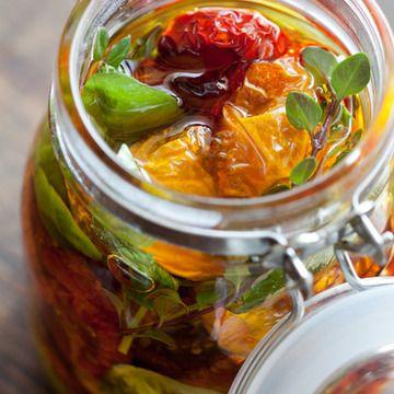 カラフルなミニトマトでセミドライトマト | レシピブログ - 料理ブログのレシピ満載!