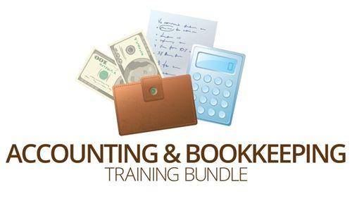Accounting & Bookkeeping Training Bundle