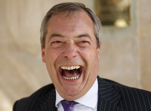 Nigel - you won the the referendum on the basis of a disingenuous campaign, and…