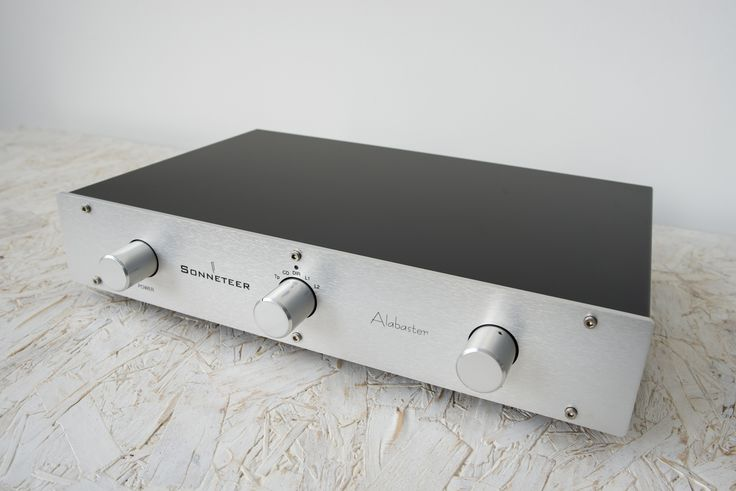 #sonneteer #alabaster #integrated #amplifier #hifi #stereo