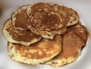 pancake lievito madre
