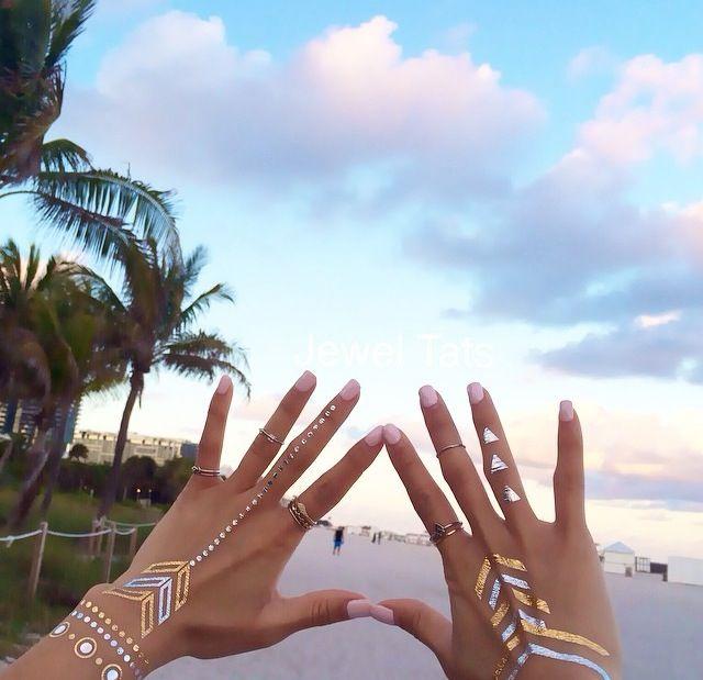 Flash Tattoo - V & V Jewels