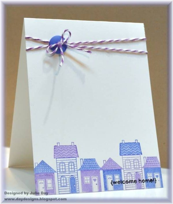 23 best Cards - New Home and Welcome Home images on Pinterest ...