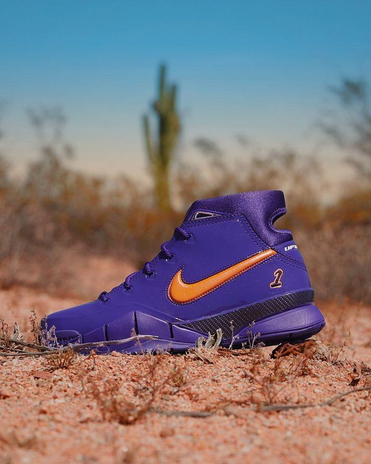 """#Nike Kobe 1 Protro """"Devin Booker"""" PE Release Date: April 11,"""