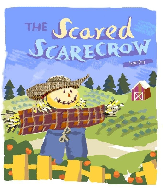 I can do it! I can do it! The Scared Scarecrow can only stand still on his perch. When the farm is invaded with crows and rabbits, he is too scared to help the other scarecrows. Will he find his courage and save the farm? Filled with farmyard scenes and animal noises. Here is the Scared Scarecrow - a homage to the power of finding one's inner strength and courage. www.lyndagrayauthor.com