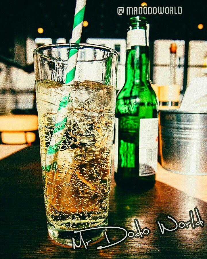 Soft Drink #soda #softdrink #glass #bottle #cafe #straw #
