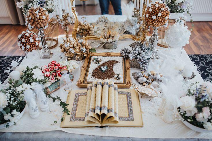 Eine multikulturelle Hochzeit kommt immer häufiger vor. Besonders schön ist es, wenn die Traditionen beider Kulturen am Hochzeitstag fließend ineinander übergehen. Elisabeth stammt aus Schweden, Reza aus dem Iran – und ihre Hochzeit war ein bunter Mix aus beiden Hochzeitstraditionen. So fand abends auf der Hochzeitsfeier ein klassisches persisches Hochzeitsritual statt. Getraut wurden die beiden aber ganz schwedisch in einer Kirche.