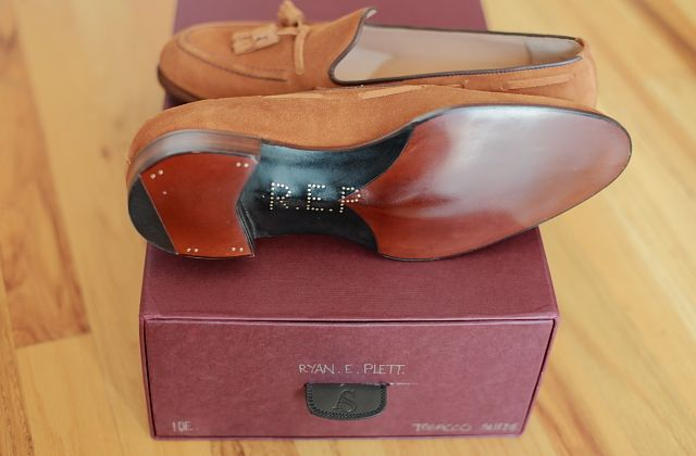 Alfred Sargent Handgrade - Lamport handmade shoes