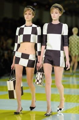 Semana da Moda de Paris: Louis Vuitton e a vida aos quadradinhos