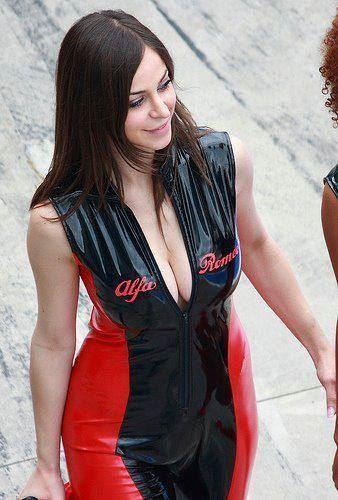 alfa romeo & women