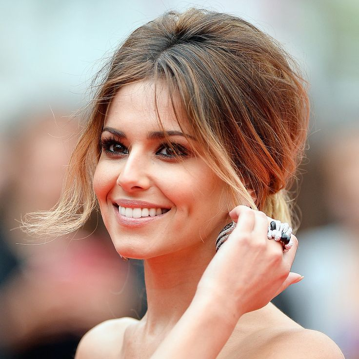 Cheryl Cole Wedding Hairstyle: Pin By Sarah Dean On Real Beauty